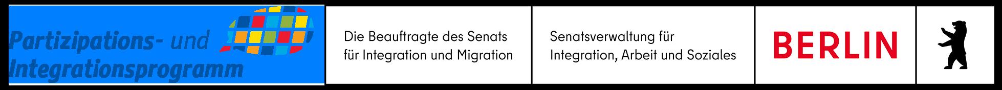 Partizipations- und Integrationsprogramm der Berliner Senatsverwaltung für Integration, Arbeit und Soziales